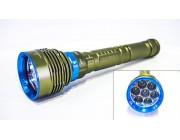 """Подводный фонарь """" Sky Ray XS-T6 """" 7000Lm   Белый свет"""